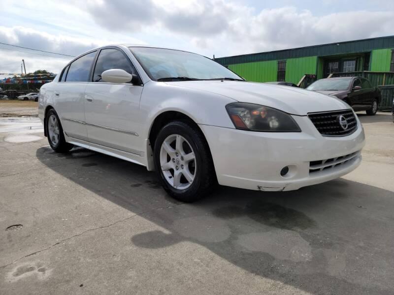 2005 Nissan Altima for sale at Warren's Auto Sales, Inc. in Lakeland FL