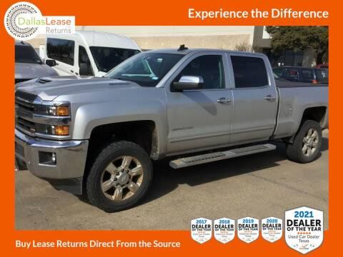 2019 Chevrolet Silverado 2500HD for sale at Dallas Auto Finance in Dallas TX