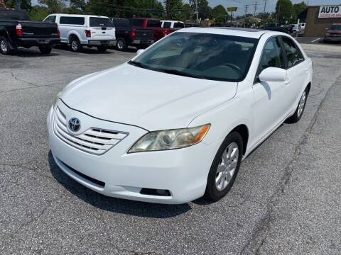 2009 Toyota Camry for sale at Brewster Used Cars in Anderson SC
