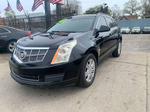 2010 Cadillac SRX for sale at Gus's Used Auto Sales in Detroit MI