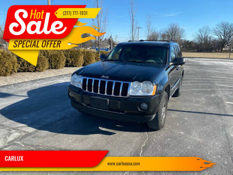2006 Jeep Grand Cherokee for sale at CARLUX in Fortville IN