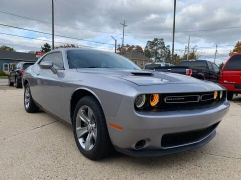 2015 Dodge Challenger for sale at Auto Gallery LLC in Burlington WI