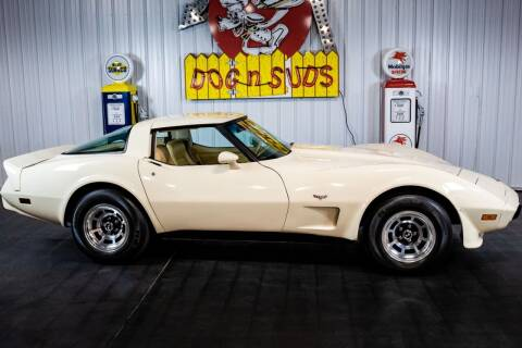 1979 Chevrolet Corvette for sale at Belmont Classic Cars in Belmont OH