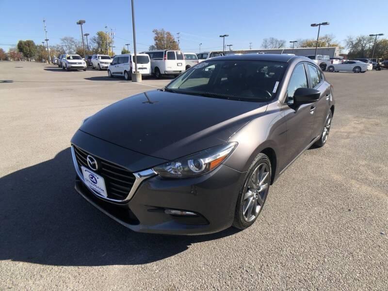 2018 Mazda MAZDA3 for sale at ADKINS CITY AUTO in Murfreesboro TN