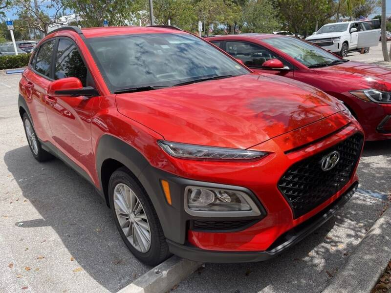 2019 Hyundai Kona for sale at DORAL HYUNDAI in Doral FL