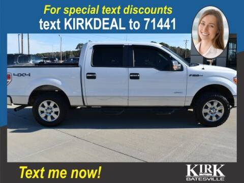 2011 Ford F-150 for sale at Kirk Brothers Batesville in Batesville MS