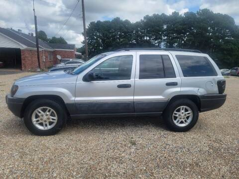 2004 Jeep Grand Cherokee for sale at Five Star Motors in Senatobia MS
