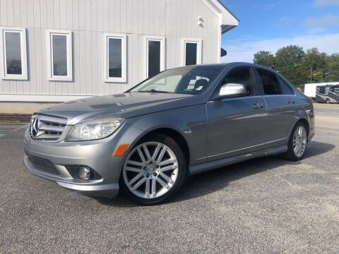 2008 Mercedes-Benz C-Class for sale at Beckham's Used Cars in Milledgeville GA