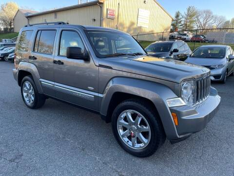 2012 Jeep Liberty for sale at Dream Auto Group in Dumfries VA
