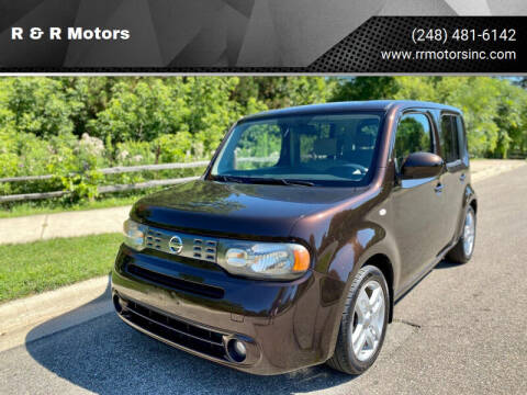 2009 Nissan cube for sale at R & R Motors in Waterford MI