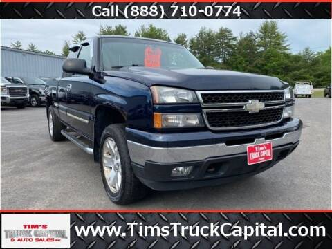 2007 Chevrolet Silverado 1500 Classic for sale at TTC AUTO OUTLET/TIM'S TRUCK CAPITAL & AUTO SALES INC ANNEX in Epsom NH
