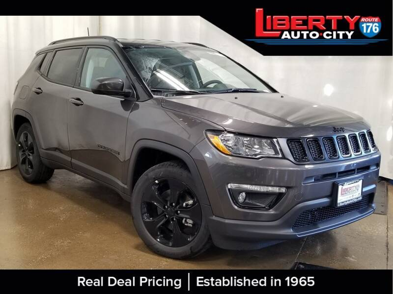 2020 Jeep Compass for sale in Libertyville, IL