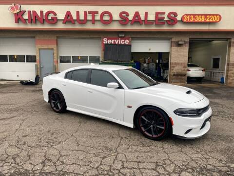 2019 Dodge Charger for sale at KING AUTO SALES  II in Detroit MI