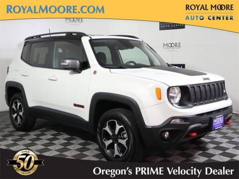 2019 Jeep Renegade for sale at Royal Moore Custom Finance in Hillsboro OR