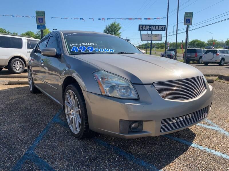 2008 Nissan Maxima for sale at DRIVE ZONE AUTOS in Montgomery AL