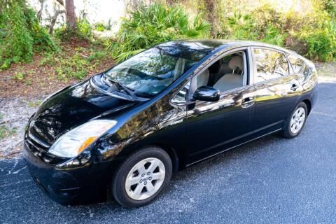 2007 Toyota Prius for sale at Sarasota Car Sales in Sarasota FL