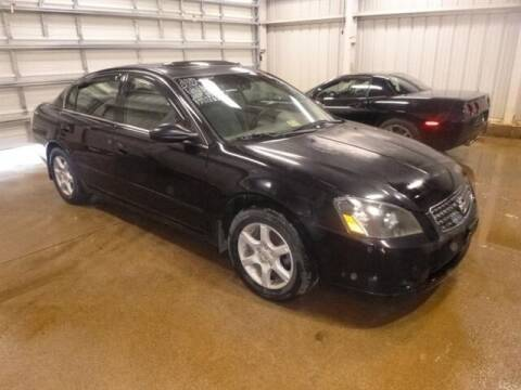 2006 Nissan Altima for sale at East Coast Auto Source Inc. in Bedford VA