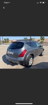 2007 Nissan Murano for sale at EV Auto Sales LLC in Sun City AZ