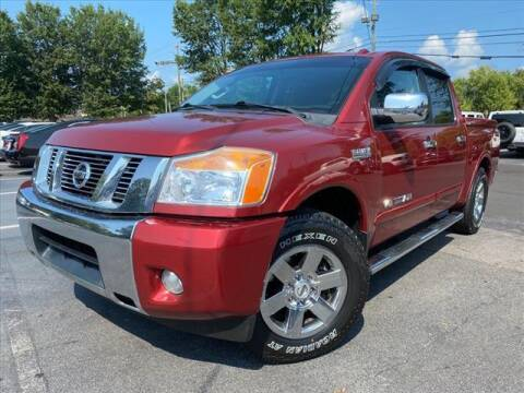 2015 Nissan Titan for sale at iDeal Auto in Raleigh NC
