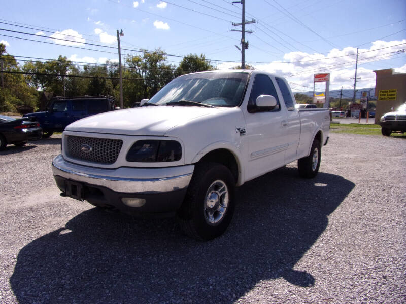 1999 Ford F-150 for sale at RAY'S AUTO SALES INC in Jacksboro TN