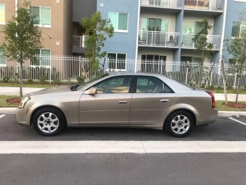 2003 Cadillac CTS for sale at LA Motors Miami in Miami FL