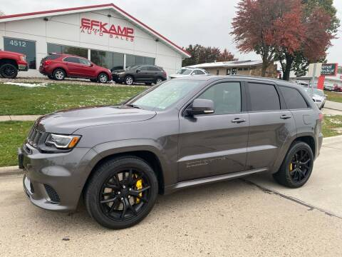 2018 Jeep Grand Cherokee for sale at Efkamp Auto Sales LLC in Des Moines IA