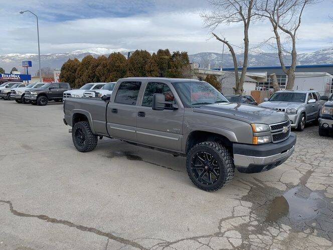 2006 Chevrolet Silverado 2500HD for sale at Hoskins Trucks in Bountiful UT