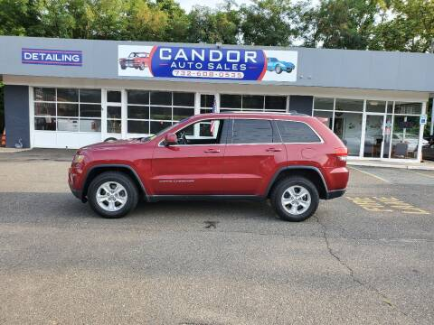 2014 Jeep Grand Cherokee for sale at CANDOR INC in Toms River NJ