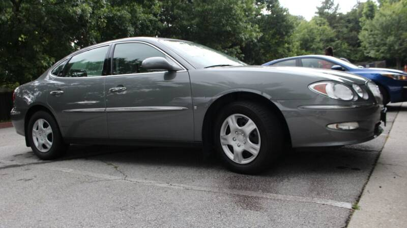 2009 Buick LaCrosse for sale at NORCROSS MOTORSPORTS in Norcross GA