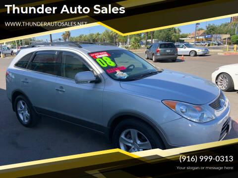 2008 Hyundai Veracruz for sale at Thunder Auto Sales in Sacramento CA