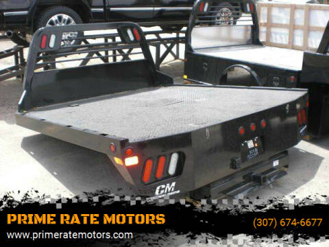 2020 CM Truck Beds SS/SK for sale at PRIME RATE MOTORS in Sheridan WY