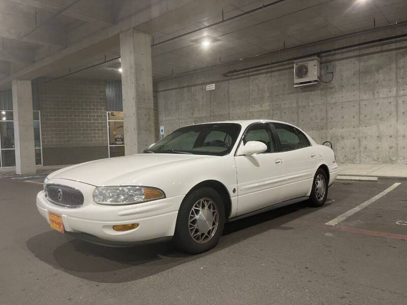 2002 Buick LeSabre for sale at Issaquah Autos in Issaquah WA