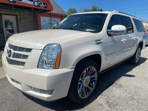 2012 Cadillac Escalade ESV for sale at 5 STAR MOTORS 1 & 2 in Louisville KY