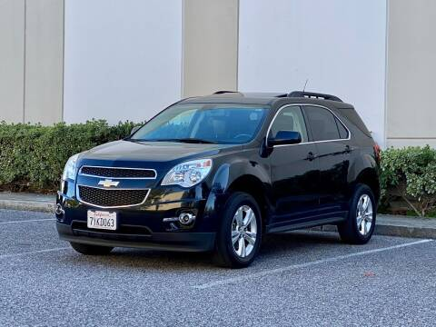 2011 Chevrolet Equinox for sale at Carfornia in San Jose CA