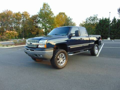 2005 Chevrolet Silverado 1500 for sale at CR Garland Auto Sales in Fredericksburg VA