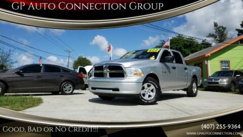 2010 Dodge Ram Pickup 1500 for sale at GP Auto Connection Group in Haines City FL