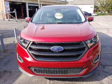 2016 Ford Edge for sale at Beaulieu Auto Sales in Cleveland OH