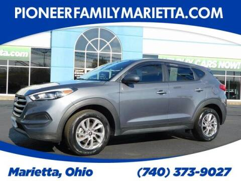 2018 Hyundai Tucson for sale at Pioneer Family preowned autos in Williamstown WV