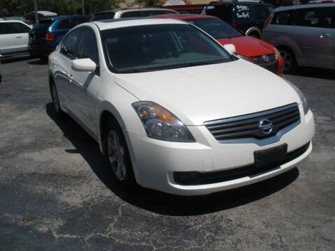 2008 Nissan Altima Hybrid for sale at Priceline Automotive in Tampa FL