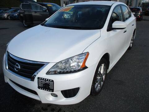 2014 Nissan Sentra for sale at GMA Of Everett in Everett WA