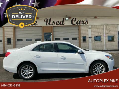 2015 Chevrolet Malibu for sale at Autoplexmkewi in Milwaukee WI