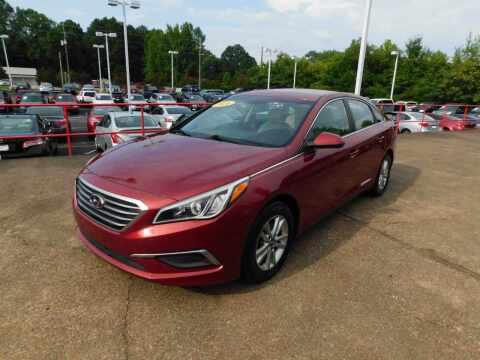 2016 Hyundai Sonata for sale at Paniagua Auto Mall in Dalton GA