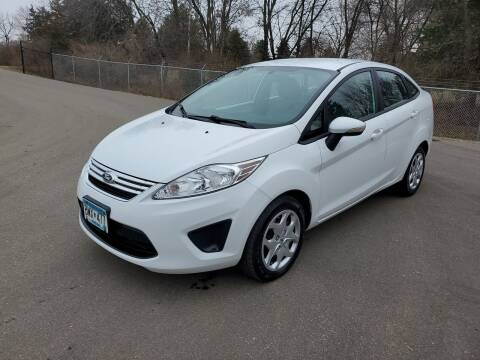 2013 Ford Fiesta for sale at Ace Auto in Jordan MN