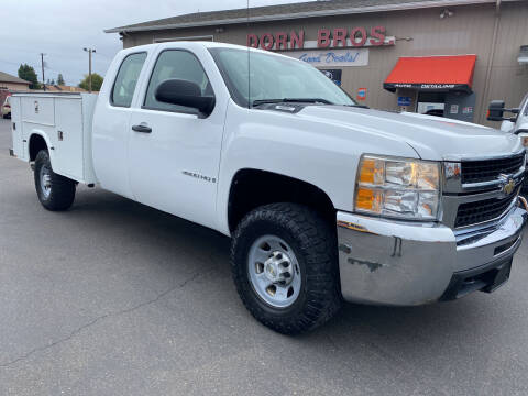 2009 Chevrolet Silverado 3500HD for sale at Dorn Brothers Truck and Auto Sales in Salem OR
