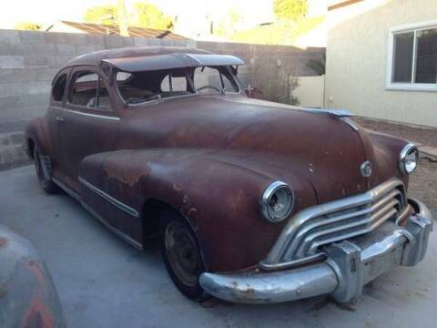 1948 Oldsmobile Cutlass for sale at Haggle Me Classics in Hobart IN