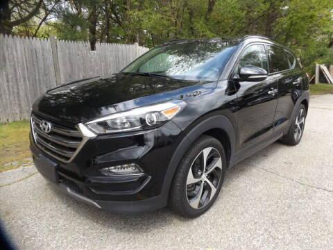 2016 Hyundai Tucson for sale at Wayland Automotive in Wayland MA