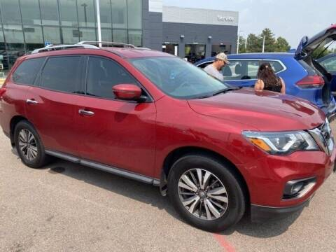 2017 Nissan Pathfinder for sale at EMPIRE LAKEWOOD NISSAN in Lakewood CO