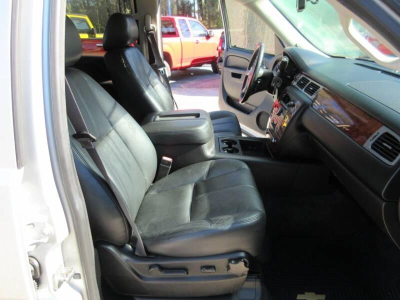 2013 Chevrolet Tahoe 4x2 LT 4dr SUV - Tyler TX