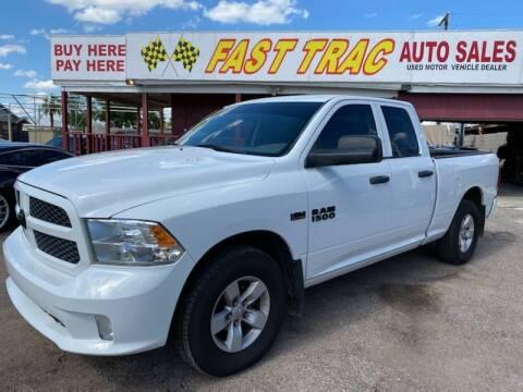 2013 RAM Ram Pickup 1500 for sale at Fast Trac Auto Sales in Phoenix AZ