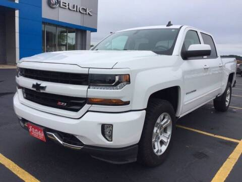 2018 Chevrolet Silverado 1500 for sale at Jones Chevrolet Buick Cadillac in Richland Center WI